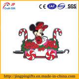 Emblema de metal barato personalizados com tinta epóxi