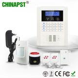 Sistema sem fio/prendido do PSTN quente da G/M do indicador do LCD de alarme Home (PST-PG992CQ)