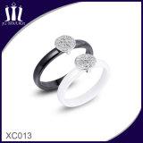 Xc013 신랑을%s 세라믹 한 쌍 결혼 반지 및 신부