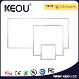 Luz de painel quente 40W do diodo emissor de luz da venda 595*595mm da fábrica ISO9001