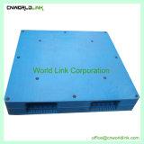 Pallet logistico della piattaforma dell'HDPE di plastica della cremagliera