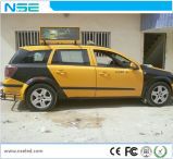 3G WiFi Taxi P2.5mm del techo de la pantalla de publicidad exterior