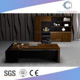 Factory Customized Office Counts L Shape Execuitve Desk (CAS-MD18A59)