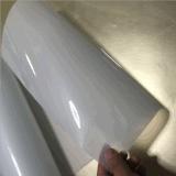 Film résistant de protection de brouillon de température élevée protectrice de film plastique de PVC pour le véhicule