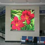 P6 옥외 풀 컬러 발광 다이오드 표시 스크린으로 광고하는 HD