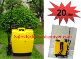 Pulvérisateur de sac à dos de main d'approvisionnement d'agriculture d'ISO9001 16L