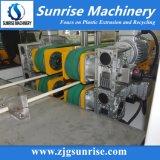 Machine en plastique fiable d'extrusion de pipe de PVC de double