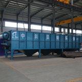 Flottement de l'air de la machine pour le retrait des eaux usées industrielles des colloïdes