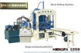 Machine automatique de bloc de brique de Qt4-15c (Hongfa)