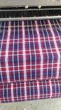 Tessuto Yarn-Dyed 100% del cotone per l'indumento