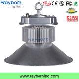 Venda de fábrica High Bay IP65 150W Garagem LED Luminárias
