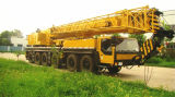 Berühmter hydraulischer mobiler LKW-Kettenkran der Marken-100t