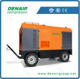¡Ventas de X'mas! compresor diesel móvil del tornillo de 200kw 250HP