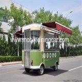 최신 판매 음식 판매를 위한 절묘한 음식 트럭