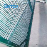 Панель загородки ячеистой сети оцинкованной стали горячего DIP