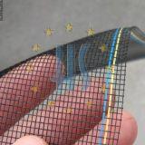 "Fiberglas-Tür, Fenster-Bildschirm, Fiberglas-Ineinander greifen-Insekt-Sperre, 48 "" X84 """