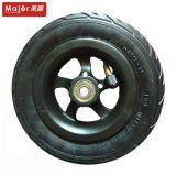 6 - Zoll-pneumatische Gummigummireifen, Aluminiumräder für Baby-Rad, Spielzeug-Auto-Räder der Kinder, etc.