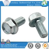 Parafuso de flange Hex Flange Bolt Flange Screw