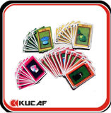 Карточки игры зрелищности играя