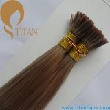 I capelli umani indiani di Remy pre lo hanno legato capovolgono l'estensione dei capelli (TT420)