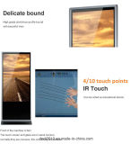 LCD 디스플레이를 광고하는 32inch