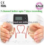 L'iso del Ce ha approvato 3 12 il registratore dinamico della Manica ECG Holter
