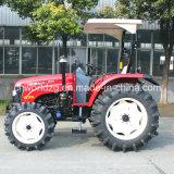 De Chinese Nieuwe Tractor van het Merk met 55HP Motor