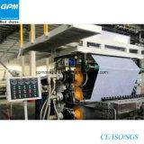 Maquinaria de mármore de imitação plástica da produção da placa do PVC para a parede