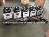 Máquina de soldadura plástica de Electrofusion da tubulação Sde250
