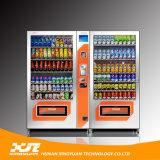 Торговый автомат конфеты хлопка добра надувательства хорошего качества автоматический