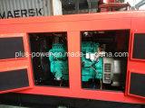 160kw/200kVA Cummins Dieselgenerator-Set-superleises