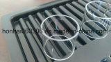 Réservoir clair de vapeur d'E-Cigarette en verre de Pyrex