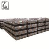 Hoja galvanizada Dx51d del material para techos del corrugación