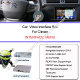 Android Navigation System for 2014 Citroen C4, C5, C3-Xr with Touch Navigation, WiFi, Voice Navigation
