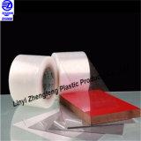 PE/Pet/BOPP/Film de protection en PVC pour les pays ACP feuille avec quatre couleurs.