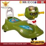 Автомобиль качания младенца хорошего качества колеса и места автошины разницы для игрушек