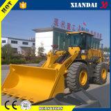 Xd950g Zl50 máquina da construção do carregador da roda de 5 toneladas