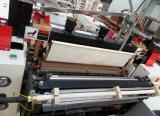 기계를 만드는 가득 차있는 자동적인 2중 선 최신 밀봉 & 절단 t-셔츠 비닐 봉투