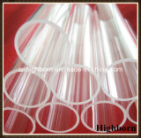 De uitstekende kwaliteit Gesmolten Buis van het Glas van het Kwarts van het Kiezelzuur van het Ozon Vrije