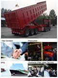 Movimentação basculante mão esquerda esquerda chinesa Caminhão basculante HOWO8X4