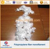 Knacken-Widerstand verstärkte Kleber-Polypropylen-Faser für Betonmauer