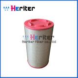Kaeser Kompressor zerteilt Luftfilter-Element 6.2185.0