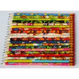 Blacklead Fleuret crayons HB avec une trempette fin