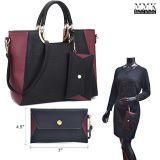 Il modo del sacchetto di Tote della signora Handbag della borsa delle signore di sacchetto delle donne insacca i sacchetti di cuoio dell'unità di elaborazione delle borse del progettista (WDL0377)