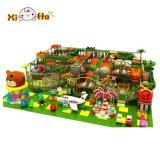 Grand terrain de jeux intérieur Park pour le Shopping Mall Élément Big Play