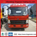 6 Ruedas HOWO chasis de camión de carga de la luz Con Muchos Usos
