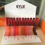 conjunto líquido mate de Lipgloss de la tarjeta del día de San Valentín del lápiz labial 12PCS de la edición de Kylie Limited