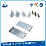 Soem-Blech Precison Aluminium, das Teile mit Herstellungs-Service stempelt