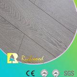 Pavimento laminato HDF della scanalatura del rivestimento E1 V della cera
