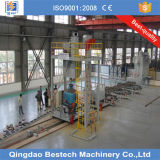 Innere Wand 2017 der Stahlrohr-Granaliengebläse-Maschine